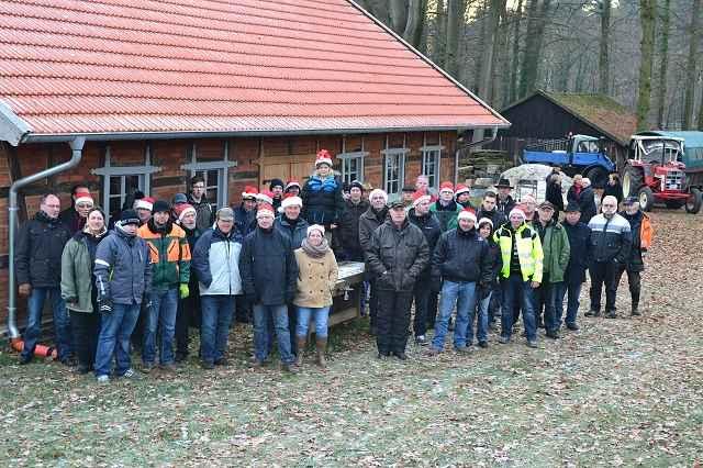 Teilnehmer Nikolausausfahrt 2012