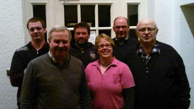 Vorstand Wiederwahl 2013